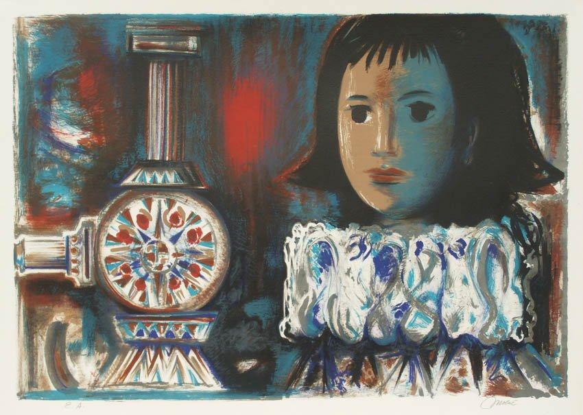 Arlequin et la lanterne magique de Luis Vidal MOLNE dans Gravures et Chromos lithomolne769arlequin