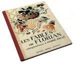 Livres des fables de FLORIAN dans Gravures et Chromos SingeLivre401-150x129