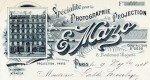 Histoire de l'entreprise MAZO dans Lanternes projection Mazo-11-150x80