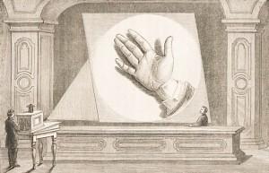 Sammelband ETH-BIB Rara - L'  art des projections