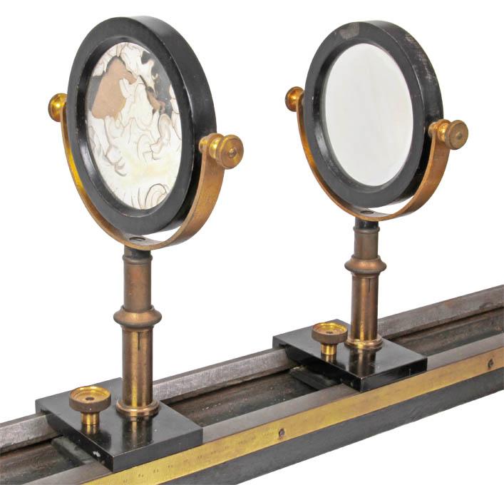 Histoire des projections lumineuses archives du blog for Miroir concave et convexe